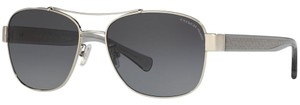 Coach NEW Coach Metal Frame Aviator Style Sunglasses