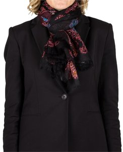 Givenchy Givenchy Women's Paisley Pattern Silk Scarf