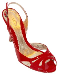 Kenneth Cole Red Sandals