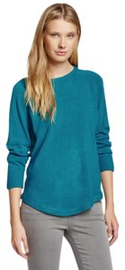 Sweet Romeo Blue Cashmere Nordstrom Sleeves Sweater
