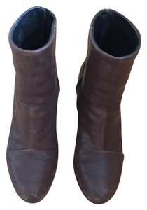 Rag & Bone Leather And Brown Boots