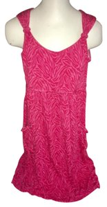Style & Co short dress pink on Tradesy