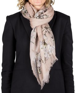 Givenchy Givenchy Women's Floral Pattern Silk Scarf