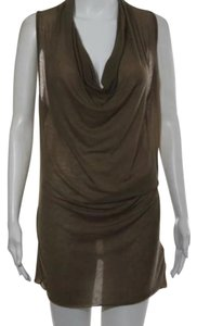 Helmut Lang short dress Brown on Tradesy