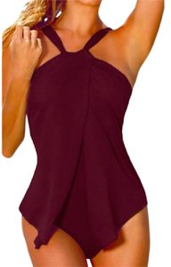 Other different available sizes and colors halter neck swimsuit