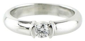 Tiffany & Co. * Tiffany & Co Platinum Diamond Ring