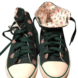 Cath Kidston green, floral Athletic