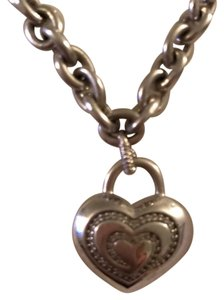 Zales Zales Shared Heart Necklace