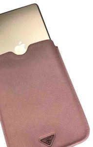 Prada BRAND NEW - Authentic Prada PInk Saffiano Leather Ipad Mini 2/3 Case