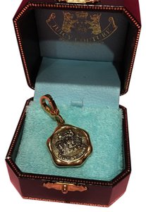 Juicy Couture NEW! JUICY COUTURE FABULOUS & EXTREMELY RARE 2005 WAX MEDAL CHARM