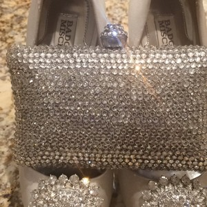 Custom Crystal Clutch