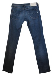 Diesel Lowky Italy Straight Leg Jeans-Distressed