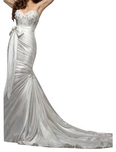Maggie Sottero New - With Tags - Maggie Sottero J1513 Mermaid Style Wedding Gown - Corset Back Wedding Dress