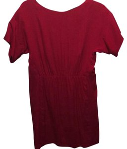 Rag & Bone short dress Red on Tradesy
