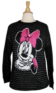 H&M Disney Minnie Mouse Oversized Character Sweater