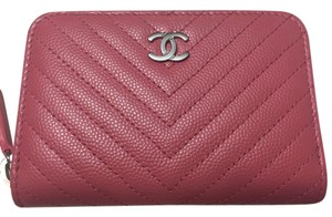 Chanel Chanel O-case zippy coin purse