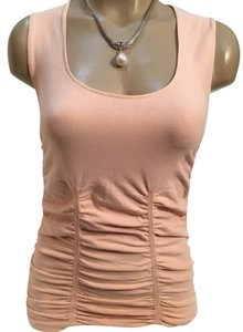Laundry by Shelli Segal Top Peach