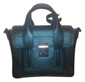 3.1 Phillip Lim Satchel in Turquoise