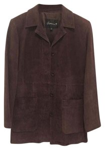Arden B. Suede Arden B. Brown Jacket