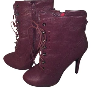 Bakers Burgundy Boots