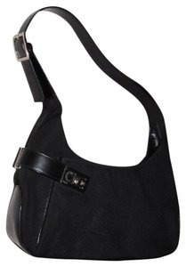 Salvatore Ferragamo Dressy Or Mod Linear Great For Everyday Expandable Front Mint Vintage Hobo Bag