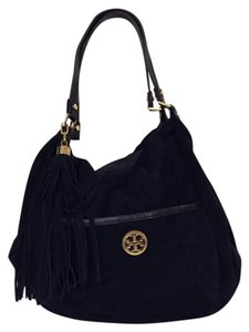 Tory Burch Dean Tassel Hermes Hobo Bag