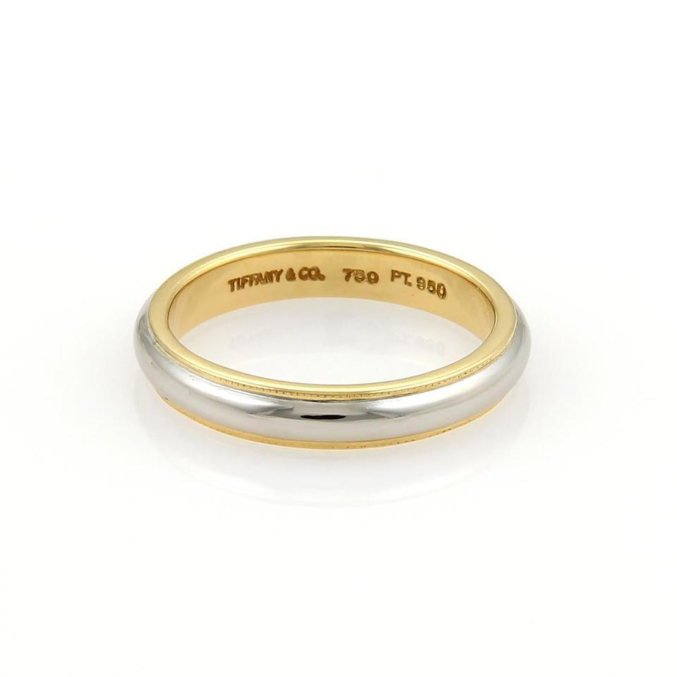 plain traditional bands mm and amazon com luxury dp polish gold with wedding s men high band platinum