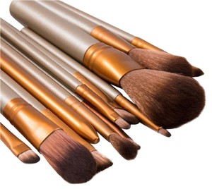Other Brand New 12 Pcs quality Makeup Brushes with box