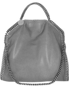 Stella McCartney Falabella Mccartney Falabella Mccartney Falabella Medium Tote in Gray