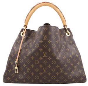Louis Vuitton Monogram Artsy Hobo Bag