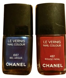 Chanel Two Chanel Nail Polishes