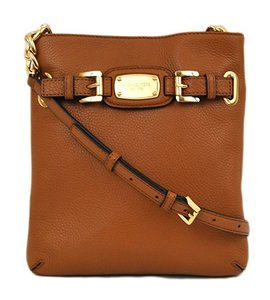 Michael Kors Pebbled Leather Cross Body Bag