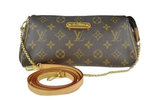 Louis Vuitton Monogram Eva Cross Body Bag