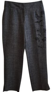 Norton McNaughton Straight Pants Gray