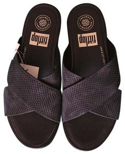FitFlop Black Sandals