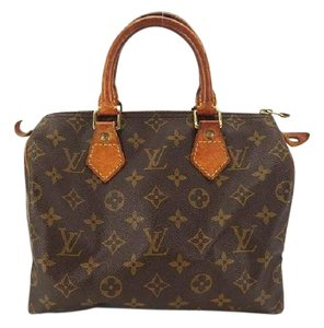 Louis Vuitton Speedie Speeder Speedy 30 Small Speedy Satchel