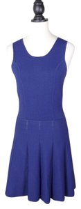 W118 by Walter Baker Color-blocking Fit Flare Dress