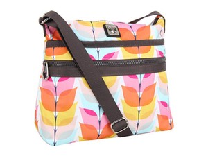 Brighton Nylon Light Weight Easy To Clean Cross Body Bag