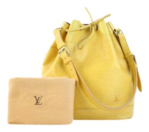 Louis Vuitton Noe Epi Noe Epi Noe Epi Noe Gm Bucket Shoulder Bag