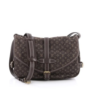 Louis Vuitton Saumur Canvas Shoulder Bag