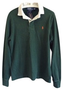 Polo Ralph Lauren Button Down Shirt Hunter Green