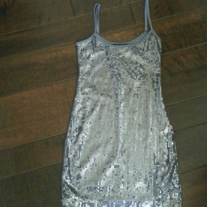 INC International Concepts Sequins Dress
