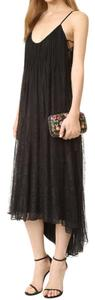 Black Maxi Dress by Haute Hippie