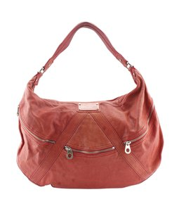 Marc Jacobs Mj Leather Hobo Bag