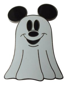 Disney Vintage Disney Halloween Mickey Mouse Ghost Collectable Pin #24628