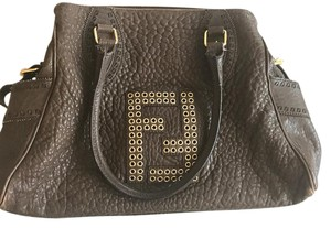 Fendi Du Jour Tote in Olive Green