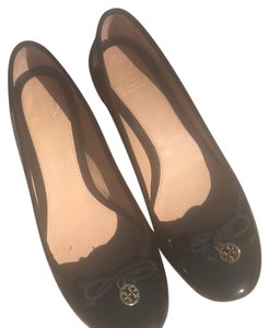 Tory Burch black Patton leather Pumps