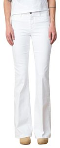 MiH Jeans Flare Leg Jeans-Light Wash