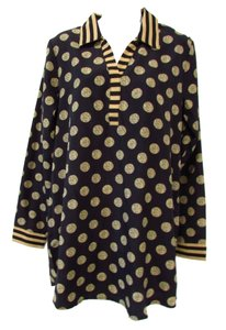 Mudpie Blouse V-neck Casual Tunic