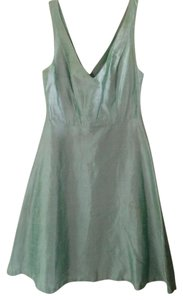 LulaKate Seafoam Green Lulakate Bridesmaid Dress Dress